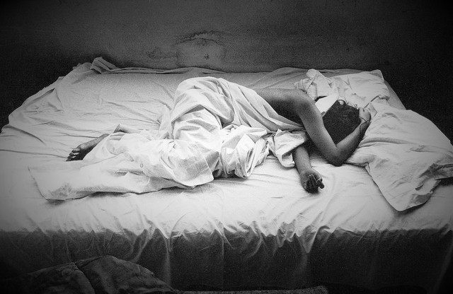 Barbara in our Bed, Berlin 1959